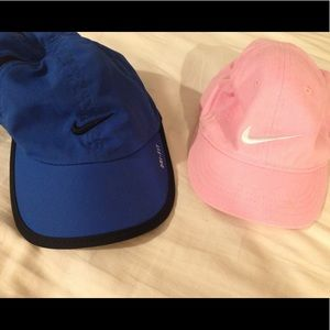 Boys and Girls Nike hats